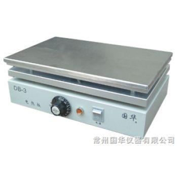 常州国华不锈钢电热板DB-4