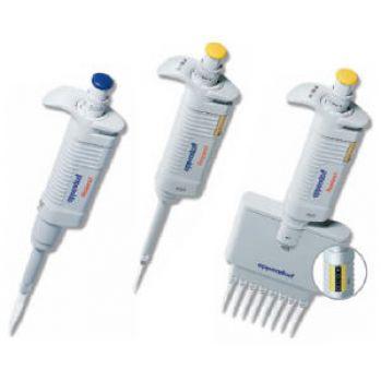 eppendorf艾本德整只消毒移液器(8道)0.5-10µl, 8-channel