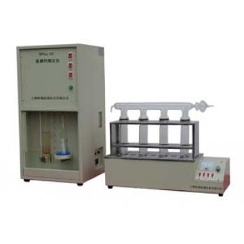 上海昕瑞氮磷钙测定仪NPC-02(配8孔消化炉)