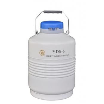 成都金凤贮存型液氮生物容器(小)YDS-6