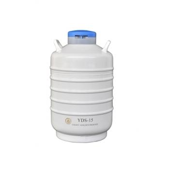 成都金凤贮存型液氮生物容器(中)YDS-15