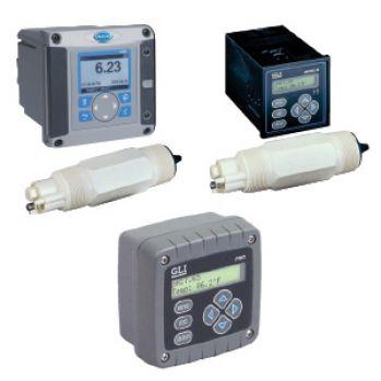 美国哈希GLI pH/ORP 分析仪
