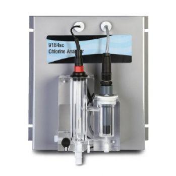 HACH哈希9184sc余氯分析仪