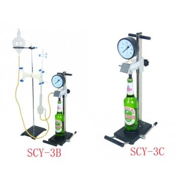 上海昕瑞啤酒、饮料CO2 测定仪SCY-3B