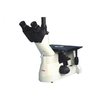上光六厂三目倒置金相显微镜4XC