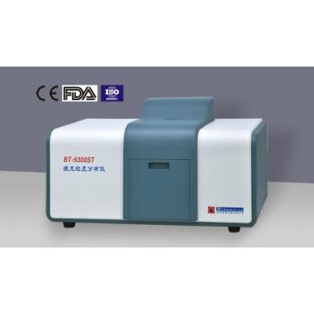 上海现代环境激光粒度仪BT-9300ST