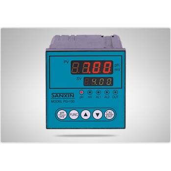 上海三信智能数显pH(ORP)控制器PG-100