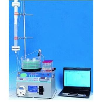 上海青浦沪西自动核酸蛋白液相色谱分离层析仪MC99-3
