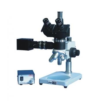 上光六厂三目正置金相显微镜53X