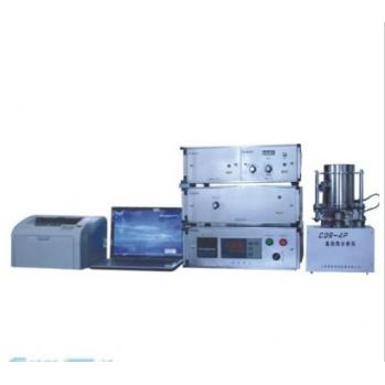 上海天美差动热分析仪CDR-4P
