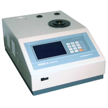 上海易测微机熔点仪WRS-2