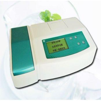 长春吉大小天鹅全自动多功能甲醛•氨测定仪GDYJ-201MF