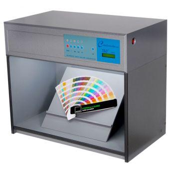 上海现代环境英国原装配置标准光源对色灯箱T60B英式