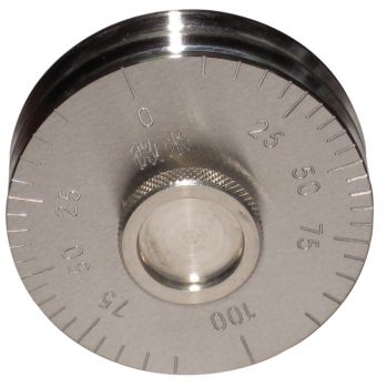 上海现代环境滚轮式湿膜厚度规YQH