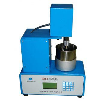 上海现代环境 乳化机(油墨水-墨乳化测定仪) RH-II