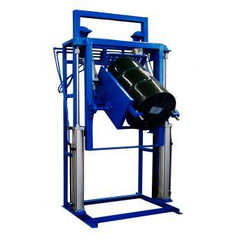 上海现代环境 固定式料桶倾倒机(气动型)GQD系列