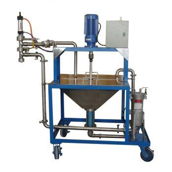 上海现代环境 GZJM-1.5 过滤灌装机(UV胶印油墨)