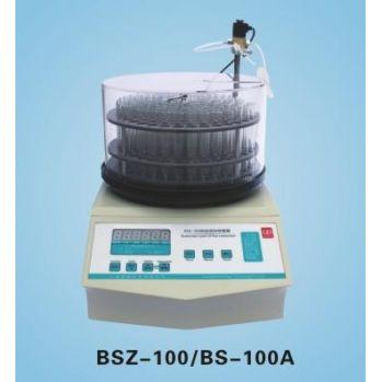 上海嘉鹏 自动部分收集器 BS-100A