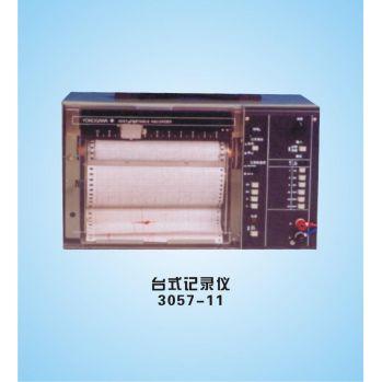 上海嘉鹏 台式记录仪  3057-11型
