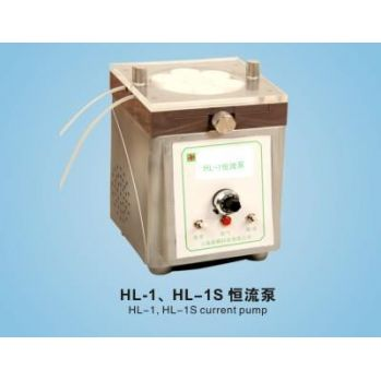 上海嘉鹏 恒流泵 HL-1    (HL-1 constant-current pump)