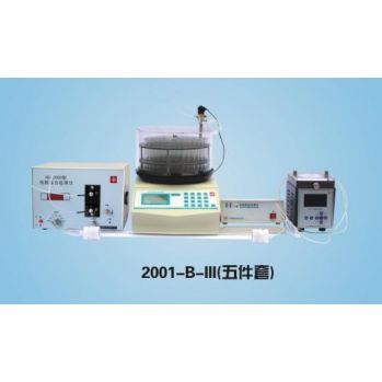 上海嘉鹏 自动液相色谱分离层析仪 2001-B-III