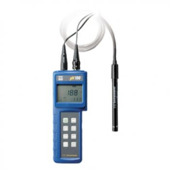 美国YSIpH/ORP/温度测量仪YSI pH100