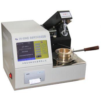 上海昌吉 自动开口闪点试验器(触摸屏)SYD-3536A