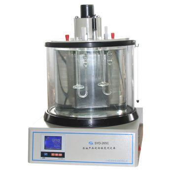 上海昌吉 石油产品运动粘度测定器  SYD-265C