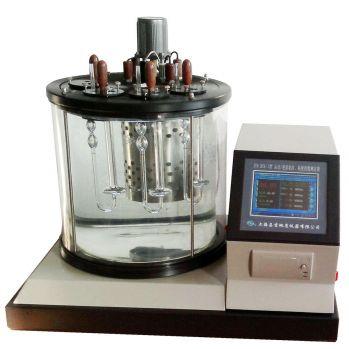 上海昌吉 运动/逆流粘度、粘度指数测定器SYD-265C-3型