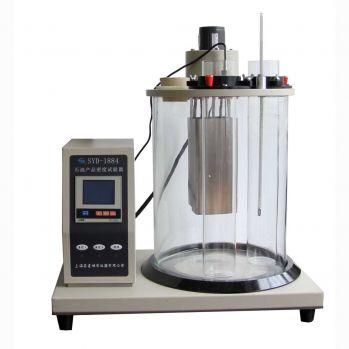 上海昌吉石油产品密度试验器SYD-1884