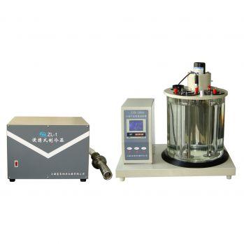 上海昌吉石油产品密度试验器(带制冷)SYD-1884A型