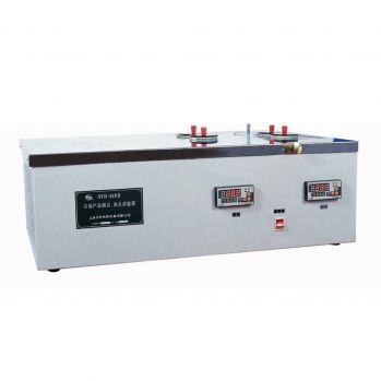 上海昌吉 石油产品倾点、浊点试验器  SYD-510D