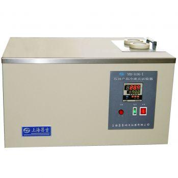 上海昌吉 石油产品凝点试验器(凝点、冷滤点试验)SYD-510G-I