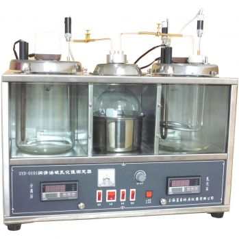 上海昌吉 润滑油破乳化值测定器  SYD-0191