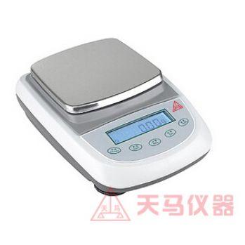 天马塑料外壳电子天平TD30002A