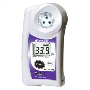 ATAGO爱拓酸度计(酒石酸)测定套装PAL-ACID2(停产)