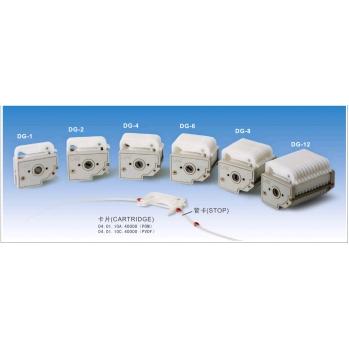 保定兰格微量多通道型蠕动泵泵头DG系列