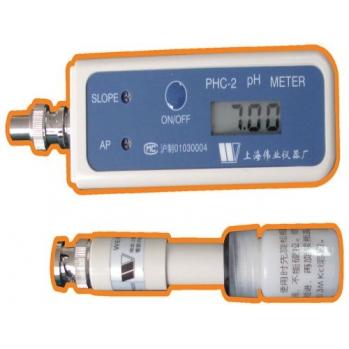上海伟业直插式酸度计PHC-2