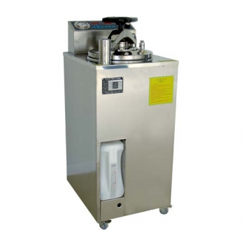 上海博迅立式压力蒸汽灭菌器(医用型)YXQ-LS-50A