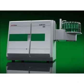 德国耶拿新一代湿法总有机碳/总氮分析仪multi N/C ®UV HS