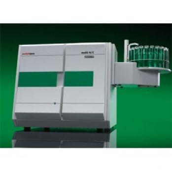 德国耶拿新一代制药专用湿法总有机碳/总氮分析仪multi N/C ®Pharma UV