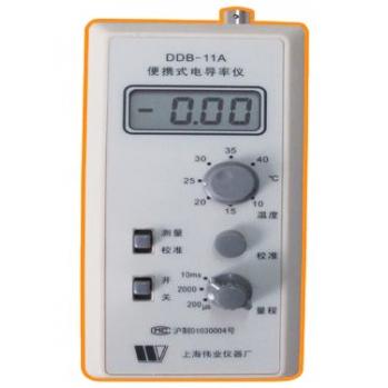上海伟业便携式电导率仪DDB-11A