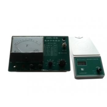 上海伟业氟离子浓度计DWS-19