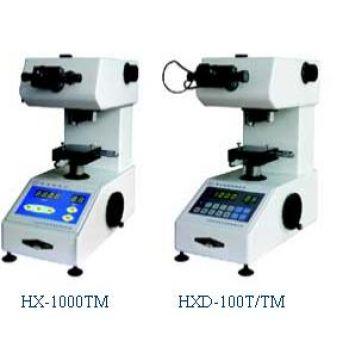 上光六厂自动转塔显微硬度 HX-1000TM