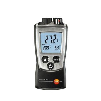 德图testo 810 - 便携式温度测温仪